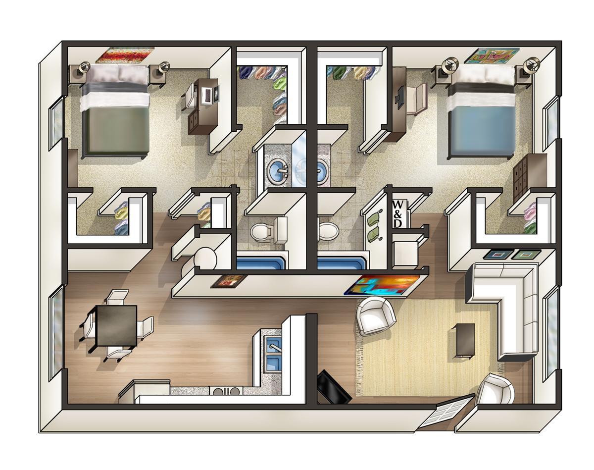eagles west apartments apartment in auburn al