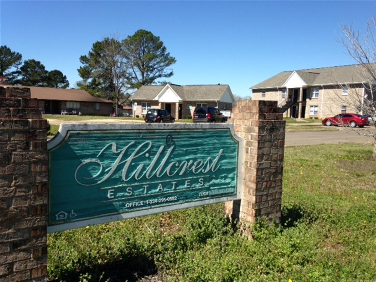Hillcrest Apartments - Apartment in Linden, AL